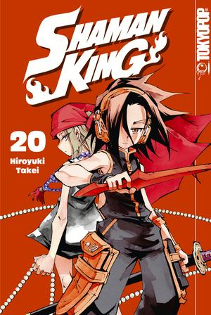 Shaman King - Einzelband 20