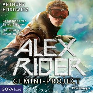 Alex Rider. Gemini-Project
