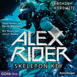 Alex Rider. Skeleton Key