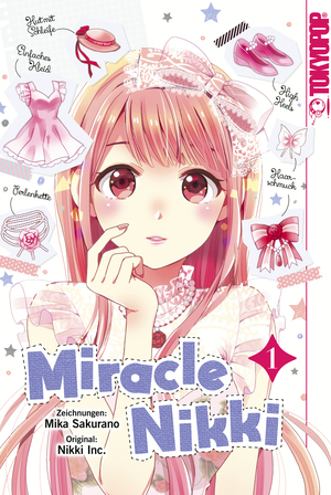 Miracle Nikki 01
