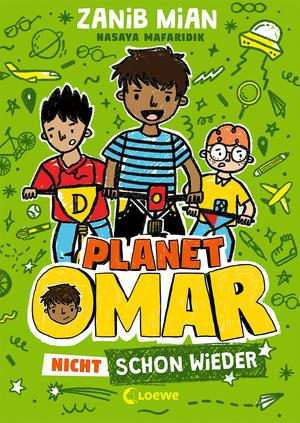 Planet Omar (Band 3) - Nicht schon wieder