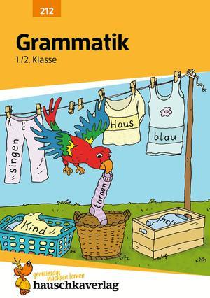 Grammatik 1./2. Klasse