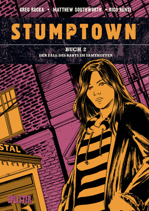 Stumptown. Band 2