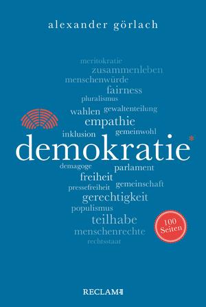 Demokratie. 100 Seiten