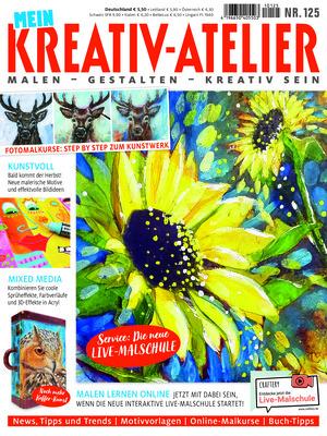 Mein Kreativ-Atelier (125/2021)