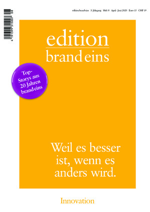 edition brand eins (08/2020)