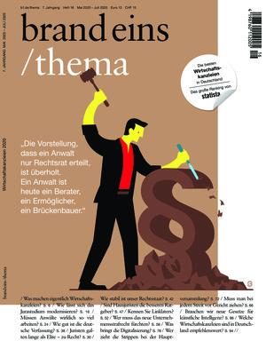 brand eins thema (16/2020)