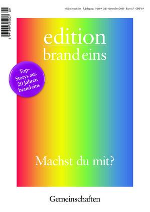 edition brand eins (09/2020)