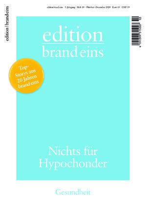 edition brand eins (10/2020)