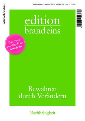 edition brand eins (12/2021)