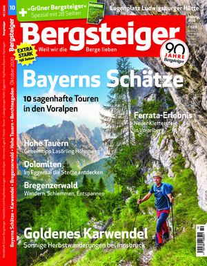 Bergsteiger (10/2020)