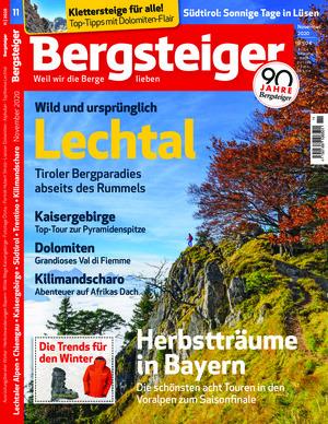 Bergsteiger (11/2020)