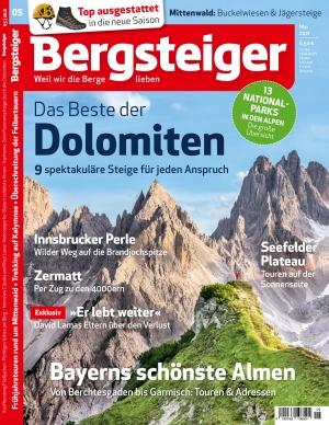 Bergsteiger (05/2021)