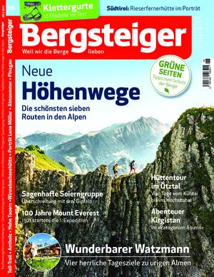 Bergsteiger (06/2021)