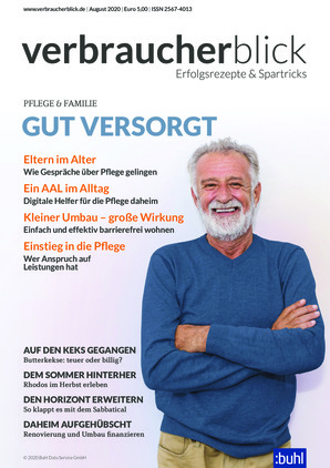 verbraucherblick (08/2020)