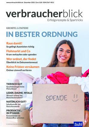 verbraucherblick (12/2020)