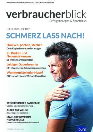 verbraucherblick (01/2021)