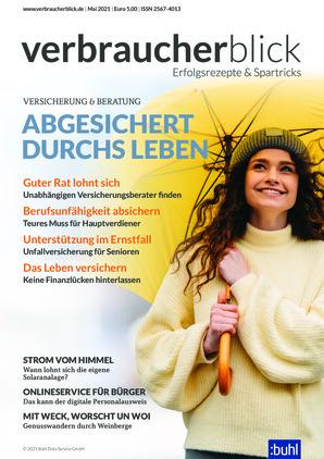 verbraucherblick (05/2021)