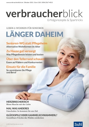 verbraucherblick (10/2021)