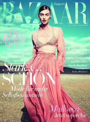 Harper's Bazaar (04/2021)