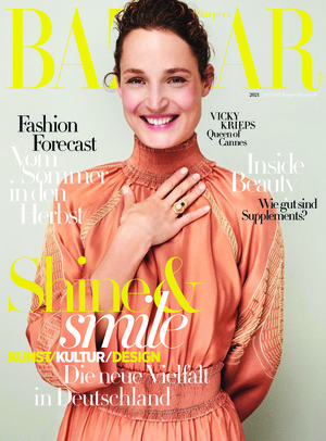 Harper's Bazaar (08/2021)