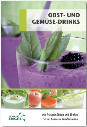 Obst- und Gemüse-Drinks