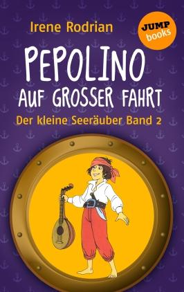 Pepolino auf großer Fahrt