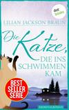 Vergrößerte Darstellung Cover: Die Katze, die ins Schwimmen kam. Externe Website (neues Fenster)