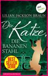 Vergrößerte Darstellung Cover: Die Katze, die Bananen stahl. Externe Website (neues Fenster)