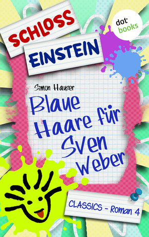 Blaue Haare für Sven Weber