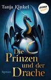 Vergrößerte Darstellung Cover: Die Prinzen und der Drache. Externe Website (neues Fenster)