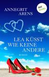 Vergrößerte Darstellung Cover: Lea küsst wie keine andere. Externe Website (neues Fenster)