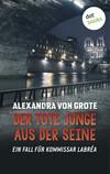Vergrößerte Darstellung Cover: Der tote Junge aus der Seine. Externe Website (neues Fenster)