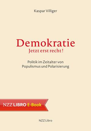 Demokratie - jetzt erst recht!