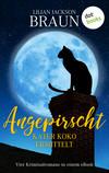 Vergrößerte Darstellung Cover: Angepirscht. Externe Website (neues Fenster)