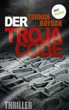 Vergrößerte Darstellung Cover: Der Troja-Code. Externe Website (neues Fenster)