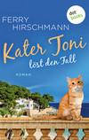 Vergrößerte Darstellung Cover: Kater Toni löst den Fall. Externe Website (neues Fenster)