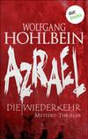 Vergrößerte Darstellung Cover: Azrael - Die Wiederkehr. Externe Website (neues Fenster)