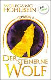 Vergrößerte Darstellung Cover: Der steinerne Wolf. Externe Website (neues Fenster)