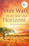 Vergrößerte Darstellung Cover: Weit wie der Horizont. Externe Website (neues Fenster)