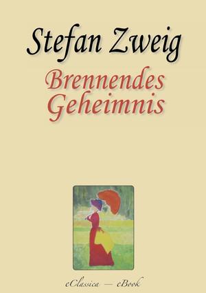 Stefan Zweig: Brennendes Geheimnis