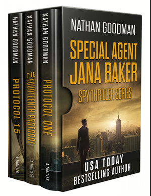 The Special Agent Jana Baker Spy-Thriller Series