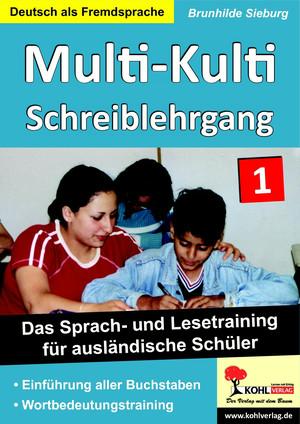 Multi-Kulti - Deutsch als Fremdsprache