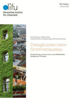 Dialogbrücken beim Stromnetzausbau