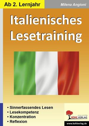 Italienisches Lesetraining