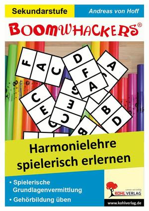 Boomwhackers - Harmonielehre spielerisch erlernen
