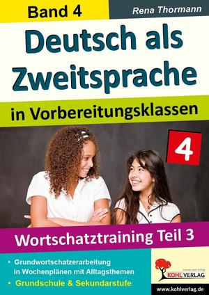 Deutsch als Zweitsprache in Vorbereitungsklassen
