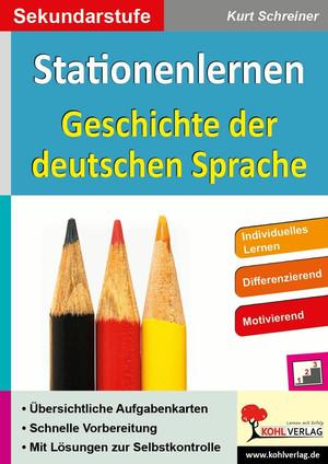 Stationenlernen Geschichte der deutschen Sprache