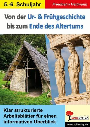 Von der Ur- und Frühgeschichte bis zum Ende des Altertums