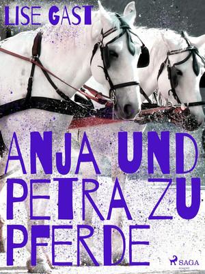 Anja und Petra zu Pferde